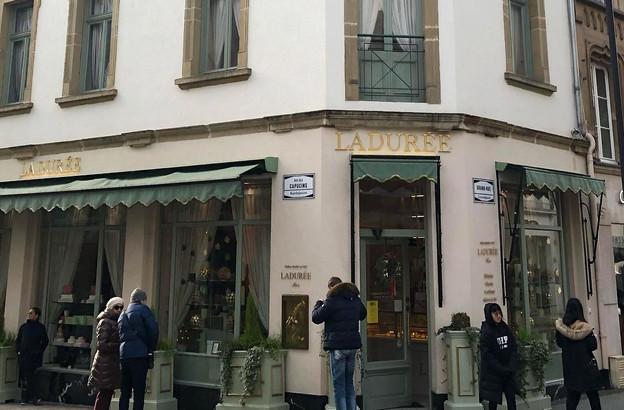 Ladurée avait ouvert son salon de thé en 2016. (Photo: DR)