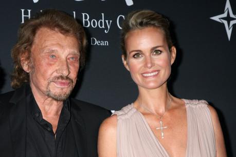 La veuve de Johnny, Laeticia Hallyday, a obtenu une deuxième procédure de sauvegarde pour une société de son ex-mari de chanteur. De quoi gagner du temps face au fisc français. (Photo: Shutterstock)