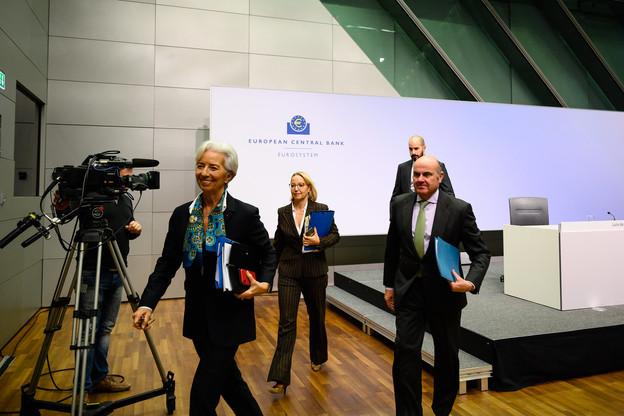 ChristineLagarde a annoncé qu'elle allait mener une revue stratégique de la BCE à partir du mois de janvier2020. (Photo: BCE)