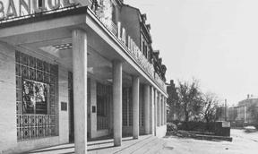 Lalux a changé de siège social, toujours en centre-ville, en s'installant rue Aldringen en 1970. Avant cela, elle était, ici, boulevard Royal. ((Photo: Lalux))