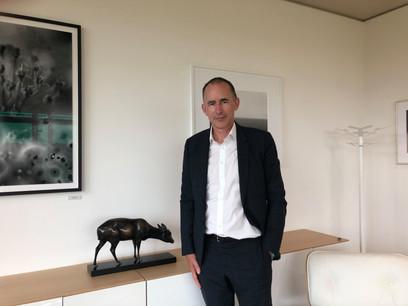 Entre 2002 et 2015, Pit Hentgen cumulait les fonctions de directeur général et de président de Lalux Assurances. (Photo: Paperjam)