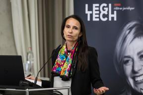 Martine Gerber-Lemaire (Dentons) ((Photo: Caroline Martin))