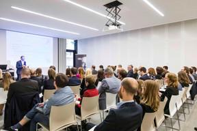 Conférence de lancement de la Revue internationale de la Propriété intellectuelle et du Droit du numérique – Pincode ((Photo: Caroline Martin))