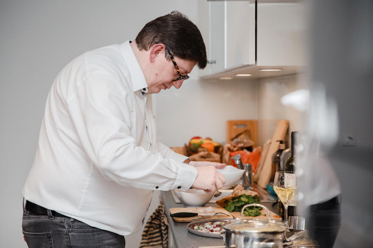 Pour la suite du repas,Philippe Wery recommande un plat de bonnes pâtes, par exemple des calamarata alla bella. (Photo: Romain Gamba / Maison Moderne)