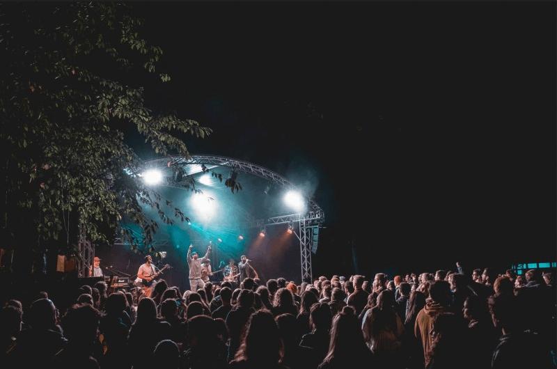 Le festival Last Summer Dance offre deux scènes pour découvrir les talents musicaux. (Photo: Sam Flammang)