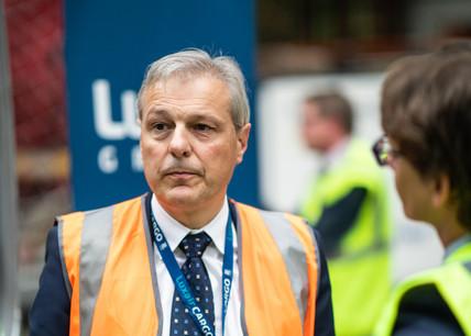 Laurent Jossart retourne au secteur de l'aviation. Il est nommé CEO de Liege Airport à partir du 1er décembre. (Photo: Edouard Olszewski/Archives)