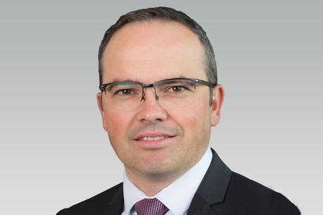 LaurentZahles, 43ans,est titulaire d'une maîtrise en économie et gestion de l'entreprise de l'Université LouisPasteur de Strasbourg et a passé toute sa carrière dans le secteur bancaire. (Photo: Banque Raiffeisen)