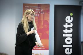 Hedda Pahslon Moller (LBAN) ((Photo: Blitz Agency))