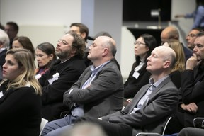 """LBAN - Inspirational annual event: """"Pushing the frontiers of Angel Investing"""" ((Photo: Blitz Agency))"""