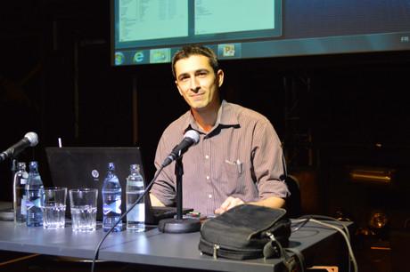 David Pereira, président du conseil d'administration d'Amnesty International Luxembourg. (Photo: Amnesty International)