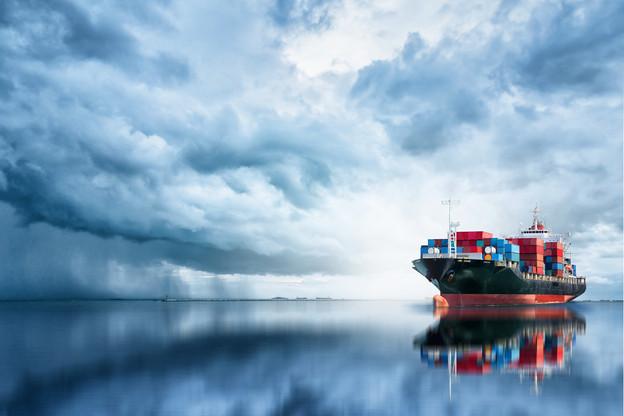 La Chine presse ses exportations en prévision des futures sanctions américaines sur ses produits. (Photo: Shutterstock)