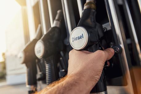 L'augmentation du diesel des professionnels inquiète le Groupement pétrolier. (Photo: Shutterstock)