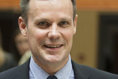 Jean-Christophe Courtin directeur de l'EPA Alzette-Belval a été élu président du GECT Alzette Belval. (Photo: EPA Alzette Belval)