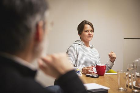 Larissa Best reste la présidente du LBAN, et cinq nouveaux membres intègrent le board: Philippe Linster, Diane Tea, Elias Chbeir, Arnold Spruit et Eric Nolen. (Photo: Patricia Pitsch / Maison Moderne)