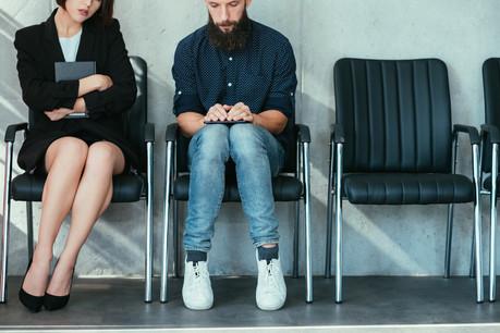 Le taux de chômage s'établit à 5,4% sur un an. (Photo: Shutterstock)