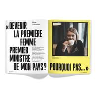 Édition d'avril de Paperjam ((Photo: Maison Moderne))