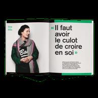 L'édition de mars 2019 de Paperjam, spéciale #FemaleLeadership (Maison Moderne)