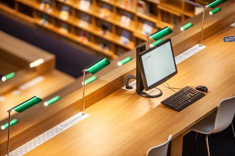 read-y est une bibliothèque numérique qui s'adresse aux lycéens pour leurs lectures de loisir. (Photo: Edouard Olszewski/archives Paperjam)