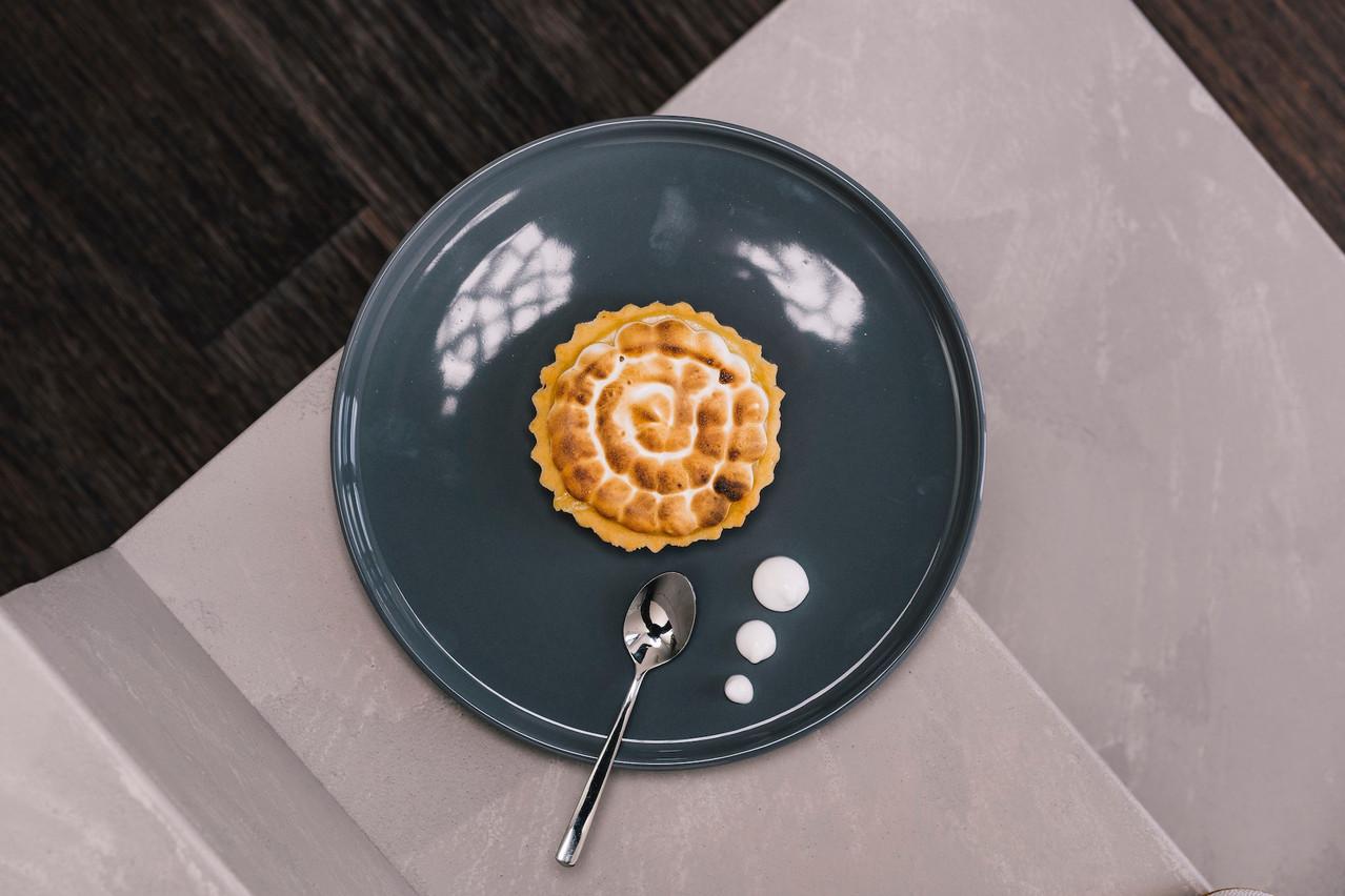 Lemon meringue pie. (Photo: Rick Tonizzo)