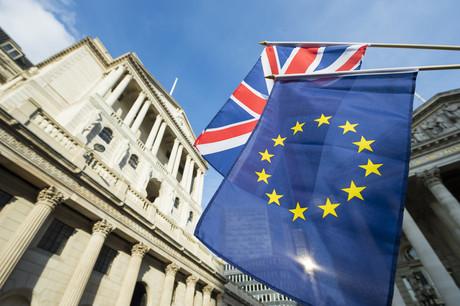 Pour la Bank of England, les banques britanniques ont suffisamment de liquidités pour faire face à un Brexit dur. (Photo: Shutterstock)
