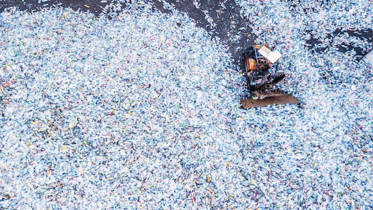 Les déchets, nouvelle source de croissance verte Fidelity International