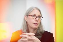 Denise Voss, présidente de l'Alfi. (Photo: Patricia Pitsch/Maison Moderne)