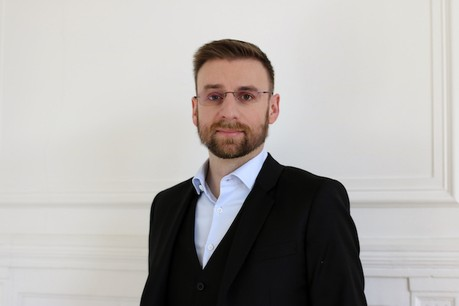 Romain Gossent, Chief Human Resources Officer Microtis