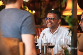 Rajiv Sheth (Capital Group) ((Photo: Simon Verjus/Maison Moderne))