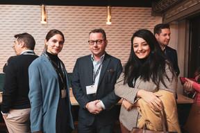 Cypris Brach (RH Expert), Arno Tijink (Immopartner Luxembourg) et Yassmine Myami (RH Expert) ((Photo: Patricia Pitsch / Maison Moderne))