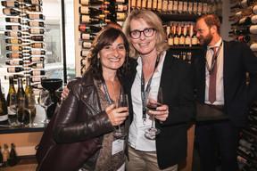 Catherine Papp (Key-Way) et Sandrine Mettavant (Compagnie du Luxembourg Real Estate) ((Photo: Jan Hanrion/Maison Moderne))