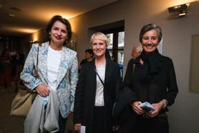 Claudine Konsbruck (CSV) à gauche ((Photo: Nader Ghavami/Maison Moderne))