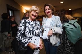 Simone Beissel (DP) et Claudine Konsbruck (CSV) ((Photo: Nader Ghavami/Maison Moderne))