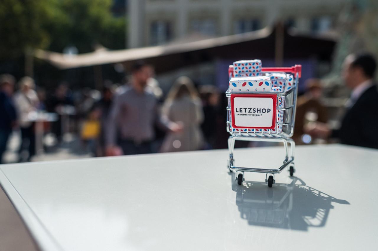Letzshop a accueilli davantage de commerçants, mais aussi de clients, pendant la crise sanitaire. (Photo: Mike Zenari/archives Maison Moderne)