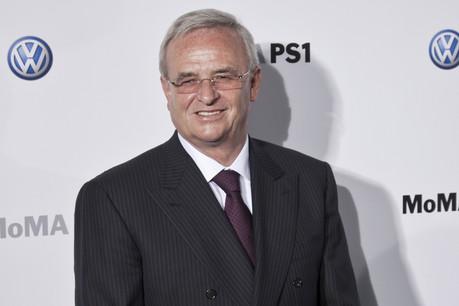 Martin Winterkorn avait été contrait à la démission suite au scandale du «dieselgate». (Photo: Shutterstock)