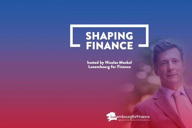 NicolasMackel, le CEO de Luxembourg for Finance, anime cette nouvelle série de podcasts. (Photo: LFF)