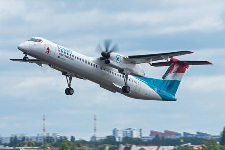 Luxair relie Sarrebruck à Berlin trois fois par semaine, mais envisagerait de privilégier une liaison directe entre Luxembourg et la capitale allemande. (Photo: Shutterstock)