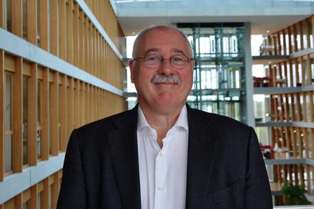 Lieven Lambrecht a pris ses fonctions chez PwC Luxembourg début septembre. (Photo: PwC Luxembourg)