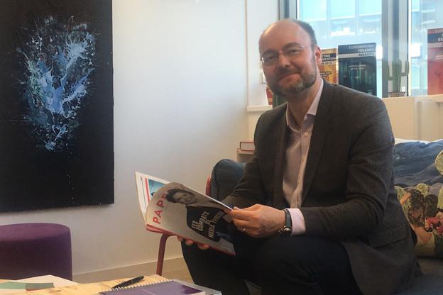 Olivier Debeugny, président de Lingua Custodia, veut être actif au Luxembourg dès septembre prochain. (Photo: DR)