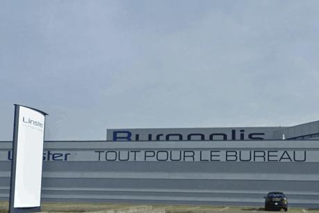 Le gigantesque bâtiment de Bertrange avait été inauguré au milieu des années2000. (Photo: Capture d'écran Google Street View)