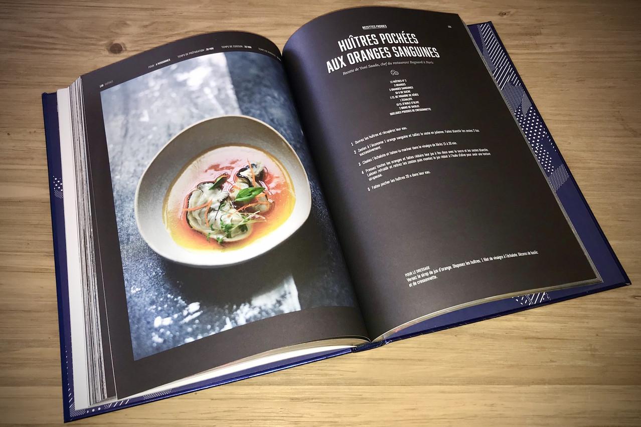 Recettes gourmandes faciles ou plus sophistiquées, superbes photos et rencontres de producteurs, tout est là pour rendre hommage à l'huître comme il se doit dans «Huîtres» d'AnaïsDelon, aux éditions Hachette Pratique. (Photo: Maison Moderne)