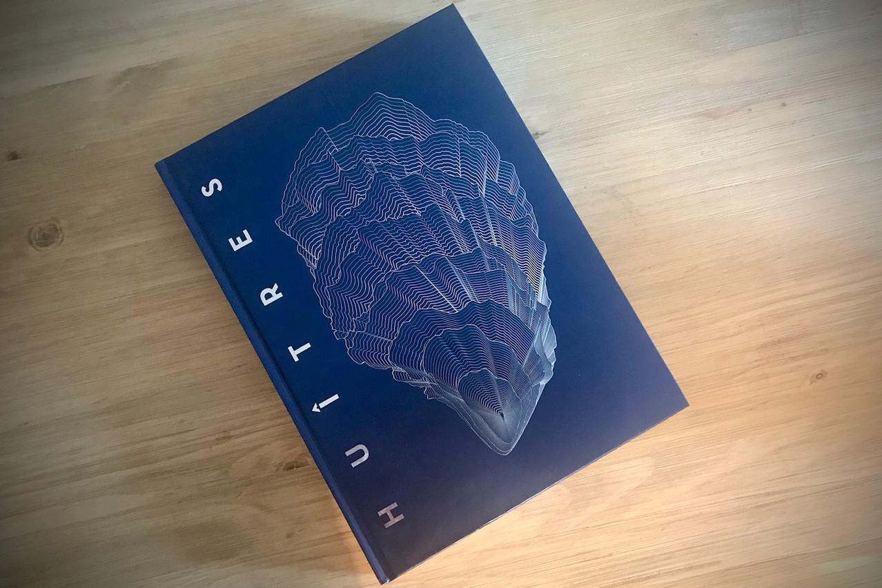 Le très joli format d'«Huîtres» d'AnaïsDelon en fait un cadeau parfait pour soi-même ou pour autrui! (Photo: Maison Moderne)