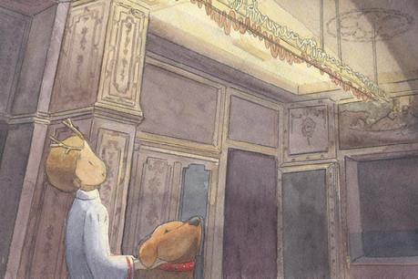 Le héros de«Mystères aux Musées» est un jeune faune qui part à la découverte des musées de Luxembourg. (Illustration : Marie-Isabelle Callier pour l'association des Amis des musées)
