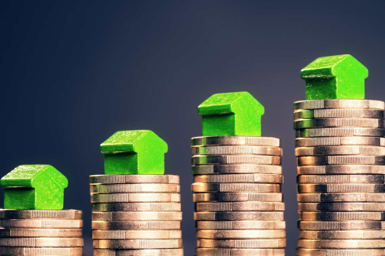 Alors que la hausse n'est que de 5,2% au niveau européen, les logements au Luxembourg ont augmenté de 13,3% sur un an. (Photo: Shutterstock)