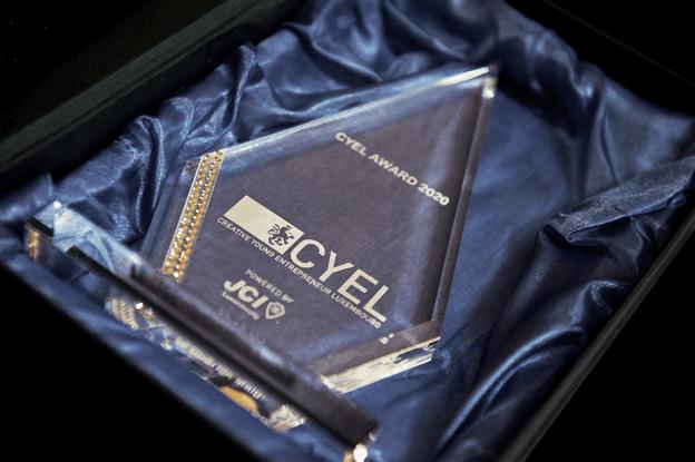 Le prix Cyel2020 sera remis mercredi soir à la Chambre de commerce. (Photo: Cyel/Jeune Chambre économique de Luxembourg)