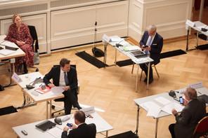 La Chambre des députés, comme c'est le cas depuis plusieurs mois, se réunira au Cercle Cité. (Photo: Matic Zorman/Maison Moderne/Archives)