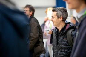 François Sprumont (Movesion) ((Photo: Jan Hanrion / Maison Moderne))