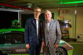 Leon Gloden (CSV) et Joseph Gloden ((Photo: Johannes Nollmeyer))