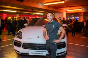Dylan Pereira (Pilote automobile) ((Photo: Johannes Nollmeyer))
