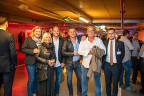 Anne Marc, Josiane Marschal, Sven Wickler, Tim Wickler, Fernand Wickler et Ilja Steinhauer (Losch) ((Photo: Johannes Nollmeyer))
