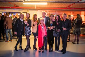 Christine Kettel, Jade Ritz (LSNL), Sylvie Ritz, Maggy Biever, Daniel Ritz, Aicha Bogaert, Emili & Fabio et Carla ((Photo: Johannes Nollmeyer))